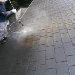 外壁塗装の劣化対策は塗り替え工事です劣化に気付いたら専門化へそして全体の劣化も検査してもらいましょう塗装工事は水洗いから